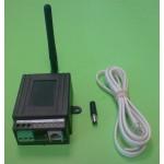 GSM модул за дистанционно управление на врати
