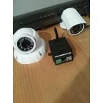 Система от GSM модул и видеорекордер за охрана