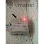Система С GSM Модул Против Атака На Радиоефира